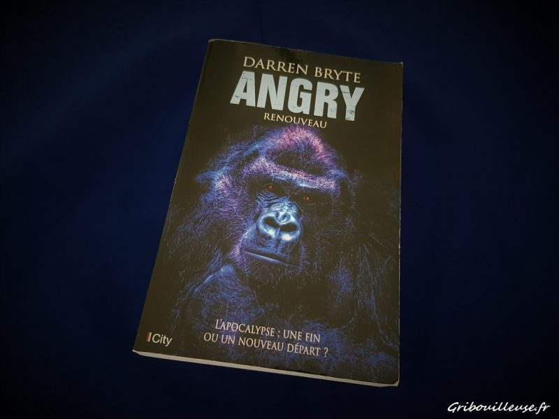 ANGRY Tome 2 – Renouveau – de Darren BRYTE