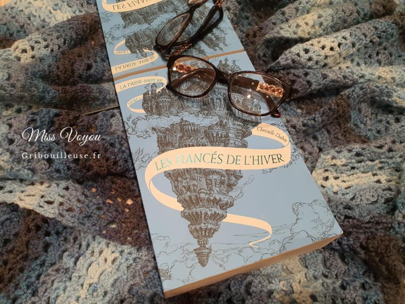 La Passe Miroir Tome 1 – Les fiancés de l'hiver – Christelle DABOS