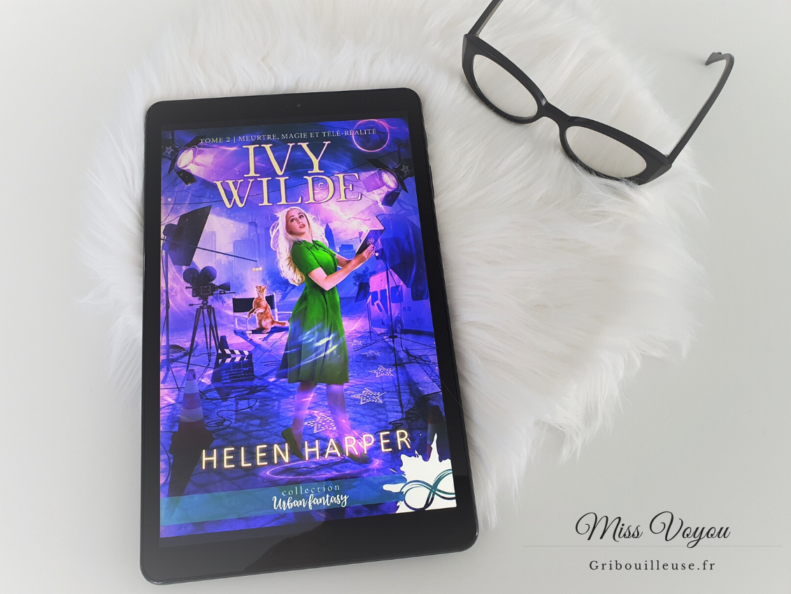 Ivy Wilde - Tome 2