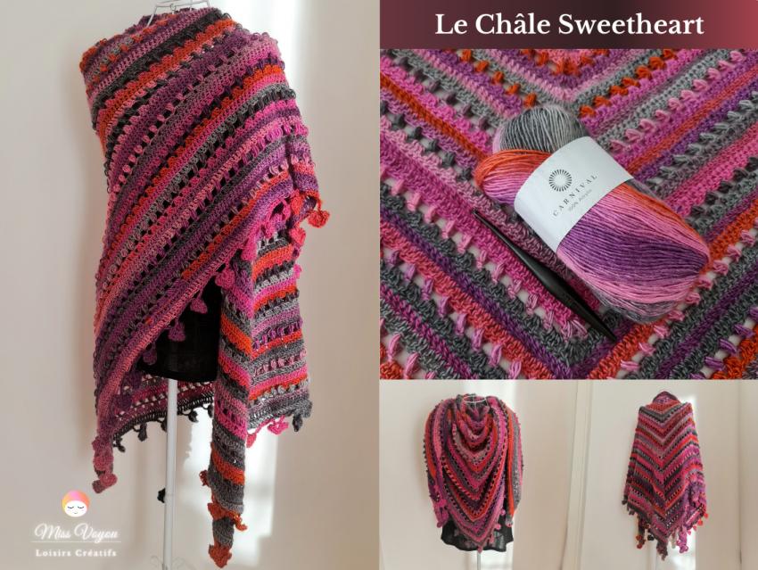 Le Châle Sweetheart - Carnival